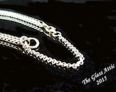 Trollbeads Safety Chain Handmade Sterling Silver