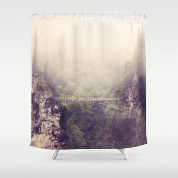 Art Shower Curtain Breathtaking Modern Photography