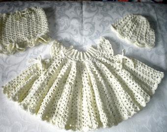 Little Cream Puff Newborn to 3 Months 3 Piece Set