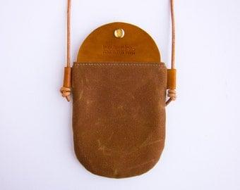 Bali Crossbody Bag - Cinnamon Brown