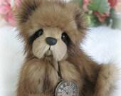 OOAK Artist Bear Mink - Charlie by Bosley Bears