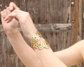 TINA leather bracelet