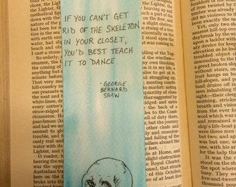 George Bernard Shaw Bookmark