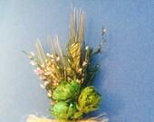 Hops & Wheat boutonnière