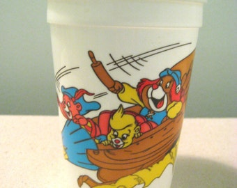 Vintage Gummi Bears Cup From Wendy's