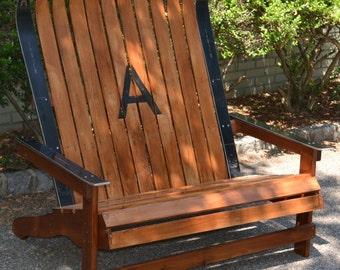 Custom Double Chair