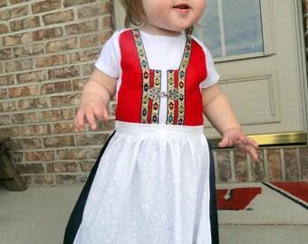 BABY Norwegian Bunad