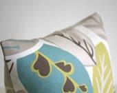 Green Cushion Cover, 20 Inch Pillow Sham, 20x20 Pillow Cover, Decorative Throw Pillow Cover, Pillow Case, Cushion - Nordic Fall Pistachio