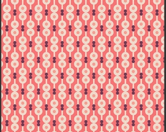 One Yard Summerlove Retro Harmony Sugar by Pat Bravo for Art Gallery Fabrics