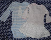 Coordinating Twin Set - 3-6 month size