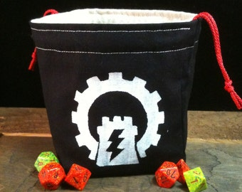 Stormlord Dice Bag
