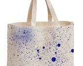 Spray - Maxi canvas bag