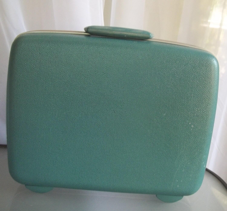 samsonite hard shell small suitcase vintage luggage travel. Black Bedroom Furniture Sets. Home Design Ideas