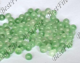 50beads  5mm Green Jade Round beads Gemstone,Jade loose beads,round Jade bead loose beads