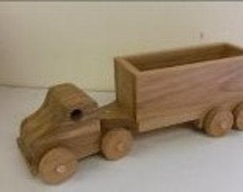 Toy Semi Trailer Truck