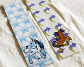 Large Pony Bookmarks - 2 Designs Available