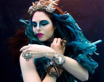 Vinatge Inspired Tiara Headpiece