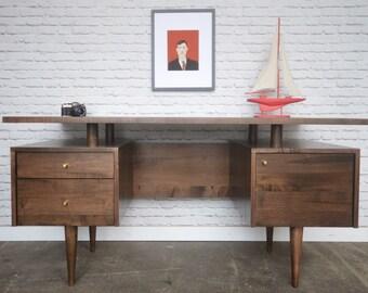 Clinton Desk - Mid Century Modern Inspired