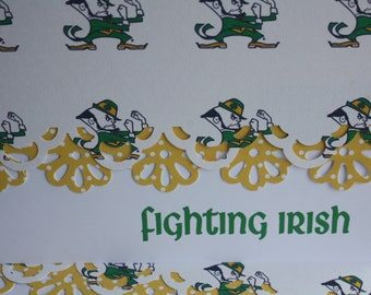 Notre Dame - Fighting Irish note cards set of 5