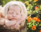 Newborn Bunny Bonnet