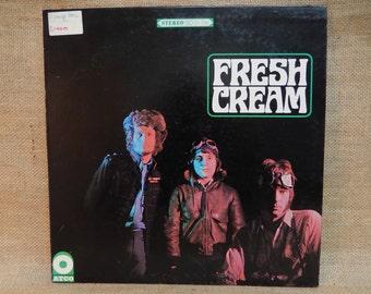 Cream - Fresh Cream  -1967 Vintage Vinyl Record Album