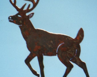 Deer - Buck Yard Art by Rustiques Garden Art