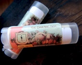 APRICOT HONEY Lip Balm, New Formula-Made with Pumpkin Seed Butter, Unsweetened, Handmade, Highly Moisturizing
