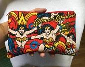 Wonder Woman gadget/accessory pouch