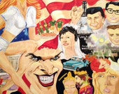 "American Pie Art - ""Bye Bye Miss American Pie Lyrics"""