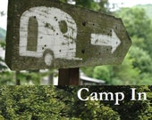Camp In Birthday Party Plan and Printables