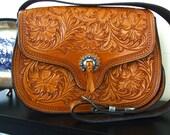 Sheridan-styled Ultra Detailed Shoulder Bag