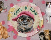 Rad Cat Patch