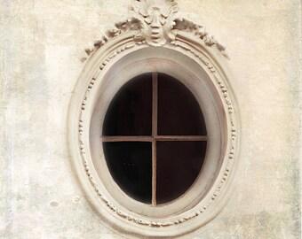 Paris art print, Paris photography, Paris window, large photography - A Window in Paris