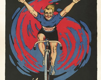 France-Sport Bicycle Poster (#0775) 6 sizes