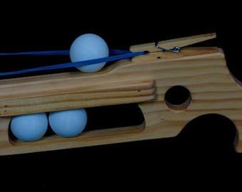 Ping Pong Gun Shooter