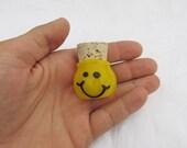 Smiley Face Jar - READY TO SHiP