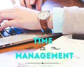 Time Management - Time Mapping 101 - Tip Saving Tips - Entrepreneurer Skills