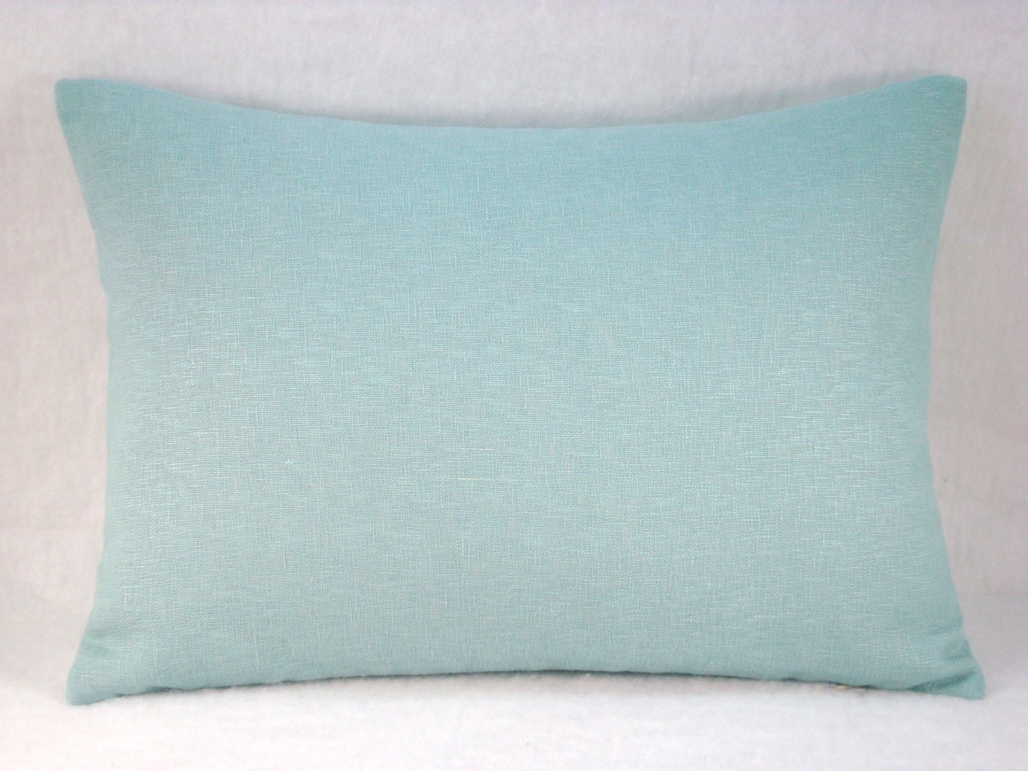 Modern Lumbar Pillows : Accent Linen Lumbar Pillow Modern Decorative Lumbar Pillow