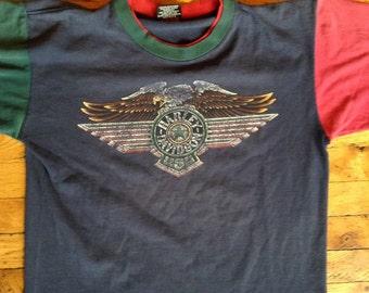 1993 Harley Davidson of Waco Texas t shirt USA L