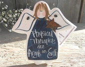 Physical Therapist Gift Ornament