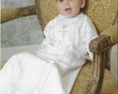 The White Baptismal Gown. Free shipping in Norway.