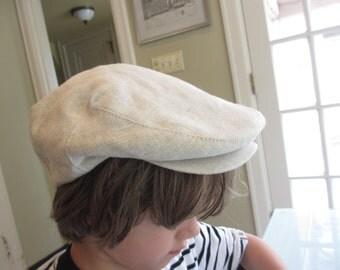 Vintage Dobbs Newsboy Hat