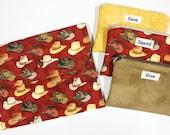 Kids Cash Envelope System - Give Save Spend - Cash Budget System - 3  Zippered Cash Budget Envelopes and Case - READY TO SHIP