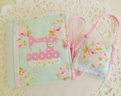 Shabby & Chic Style Sewing Kit