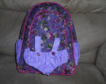 "Doll Backpack/Carrier for 15"" doll"
