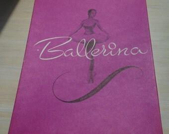 Vintage Ladies Hosiery Ballet beautiful Hosiery