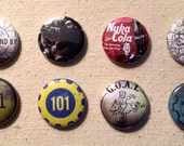 Fallout, Pin Back Button, Set or Choose Your Own