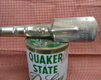 Deluxe Can Tapper oil can spout from Blackstone Mfg model GB2 vintage industrial