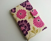Kindle/Nook/iPad mini Case/Cover in Joel Dewberry's Bungalow Dahlia Grass