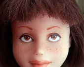 33% OFF SALE Pendragon Doll #10 - Logan - Repainted rescued OOAK makeunder natural beauty fine art doll